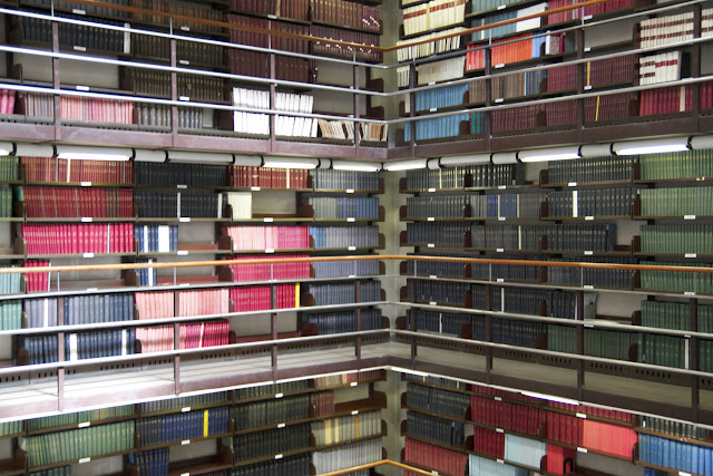 La Biblioteca di Matematica