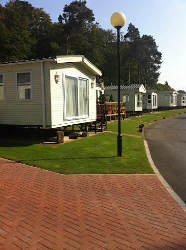 Camping  at Tocketts Mill Caravan Park