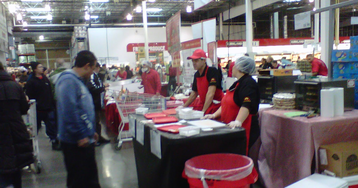 On Shaman S Rock Dining Out At Costco