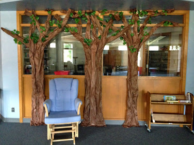 Welcome to the Kingdom of Reading - Enchanted Forest