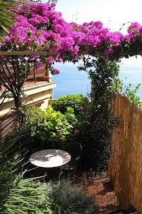 Balcony in Cinque Terre
