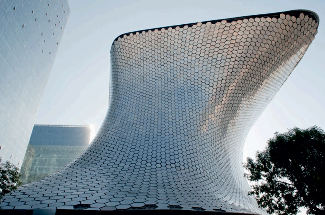 Mexico: SOUMAYA MUSEUM by FERNANDO ROMERO ENTERPRISE