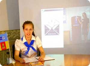 Ржевитянка Анна Круглякова приняла участие в окружном конкурсе «Лучший оператор связи 2011 года»