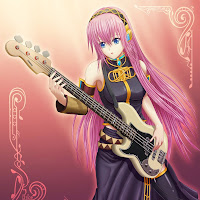 Megurine Luka contact information