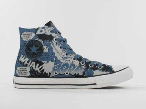 Converse Brings Out Superheroes
