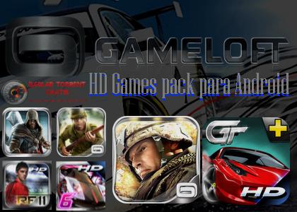 Melhores Jogos da Gameloft para Android
