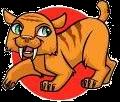 Monster High - Sweet Fangs, la mascota de Toralei Stripe