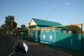 Možda pretjerujem s ovim šarenim ruskim kućama, ali meni su prelijepe