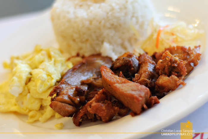 Pritchon Breakfast at Cebu's Zubuchon