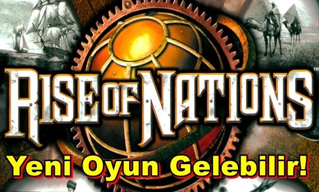 Yeni Rise of Nations Oyunu Gelebilir!