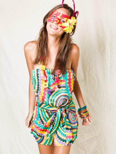 roupa de carnaval