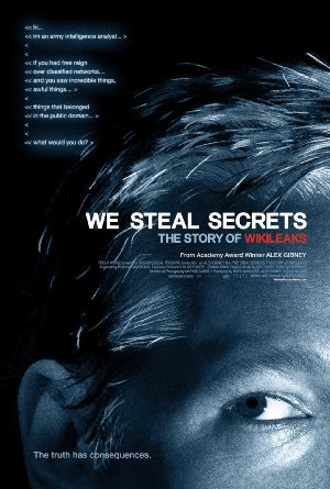Picture Poster Wallpapers We Steal Secrets: The Story of WikiLeaks (2013) Full Movies