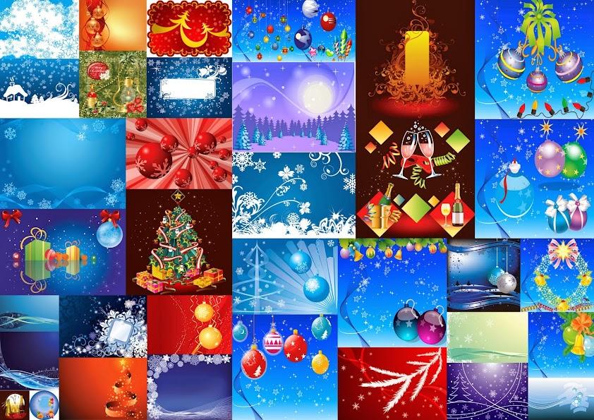 Tarjetas De Navidad Para Descargarimágenes Para Descargar: Fondos Para Tarjetas De Navidad