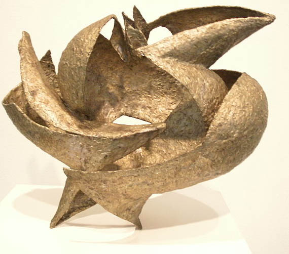 Sculptor sculpture seymour lipton and abstract expressionism