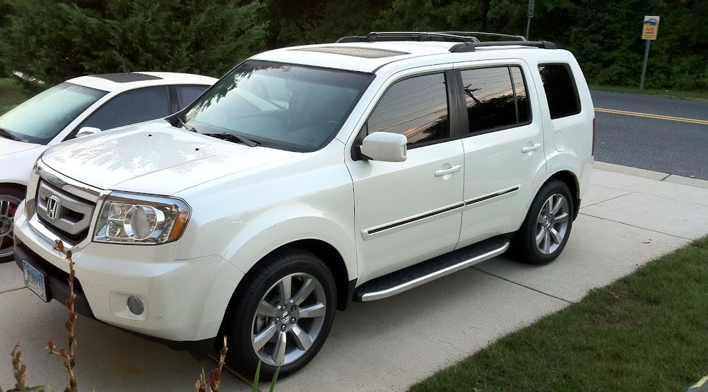ZDX wheels on 2011 Pilot - Honda Pilot - Honda Pilot Forums