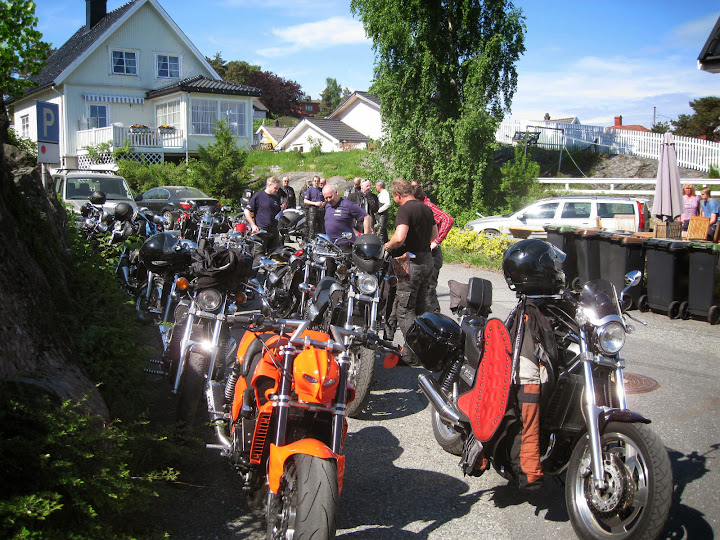 Vmax treff i Kragerø mai/juni 2013