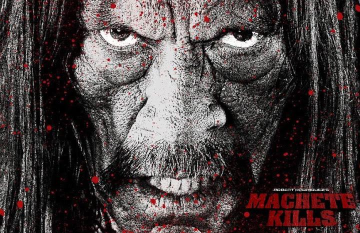 Machete: Η Επιστροφή Machete Kills Wallpaper