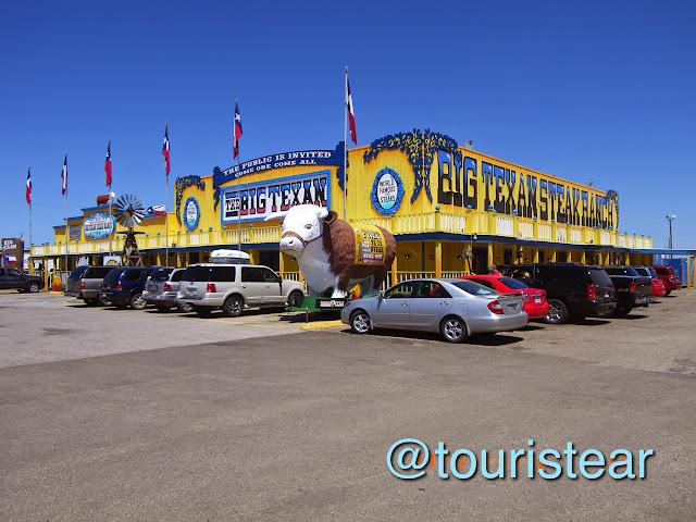 Santa Rosa - Amarillo Route 66