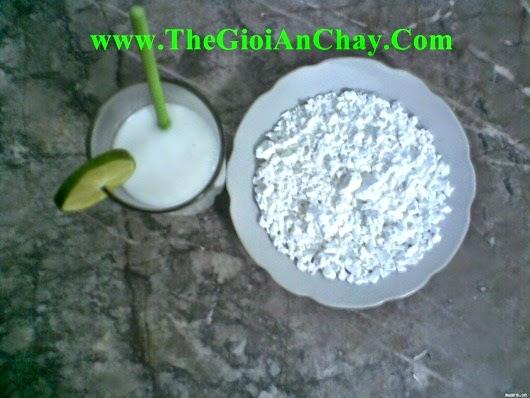 Cách pha bột sắn dây ngon để uống