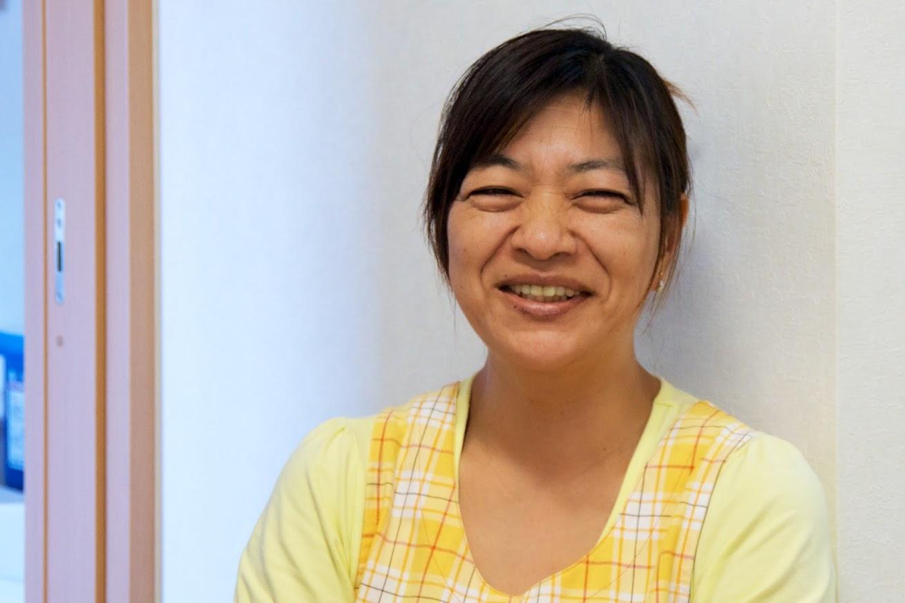杉山美千代さん