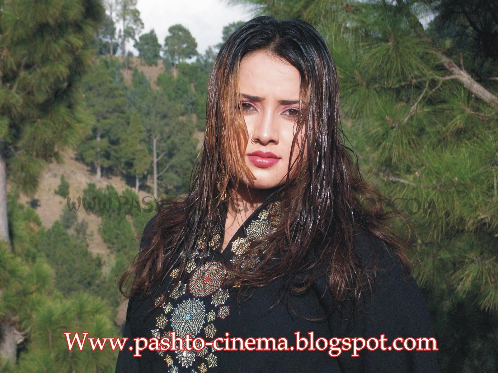 Pashto Dancer Nadia Gul Six: Pashto Songs: Polly Wood