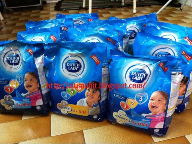 harga susu tepung ducth lady 123