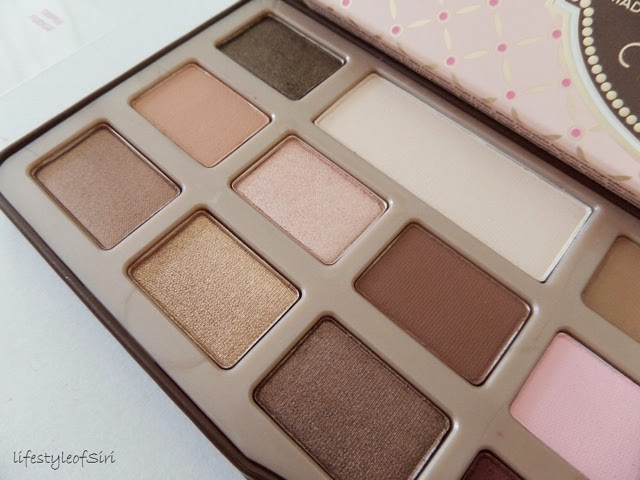 Too Faced- Chocolate Bar Far Paleti