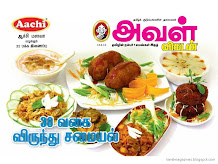 Recipes from Aval Vikatan Issue Dated 12-03-2013