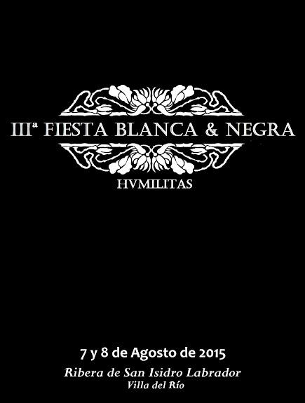 Fiesta Blanca y Negra (Hdad. Humildad)