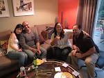 Grace, Mark, Wendy & Jay