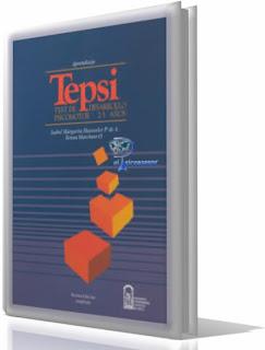 Test- de- Desarrollo -Psicomotor- 2-5 años - TEPSI