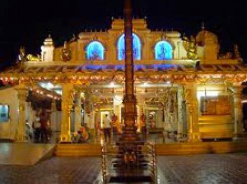 Sri Maha Karumariamman Muneeswarar Temple Ipoh Perak