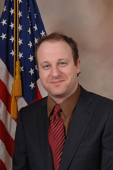 Representative Jared Polis of Colorado