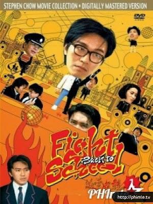 Phim Trường Học Uy Long 1 - Fight Back To School 1 (1991)