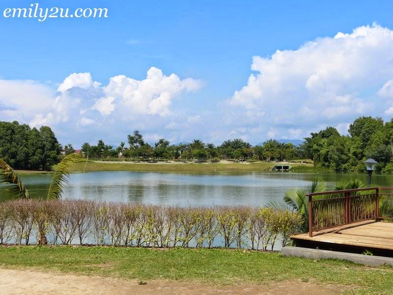 Bandar Seri Botani eco park