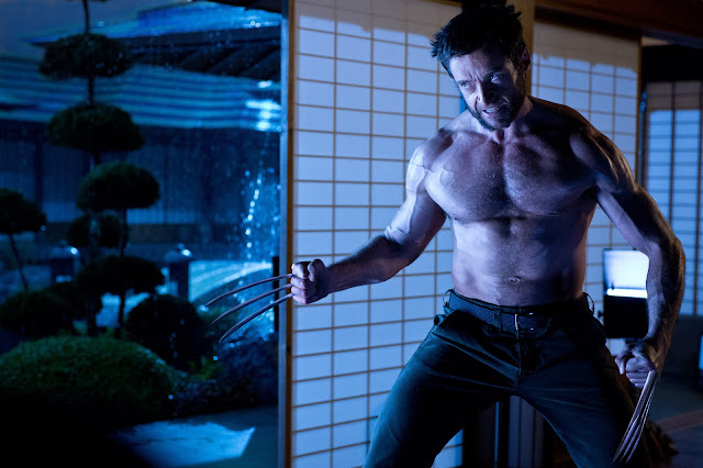 The Wolverine There is no taming The Wolverine Hugh Jackman