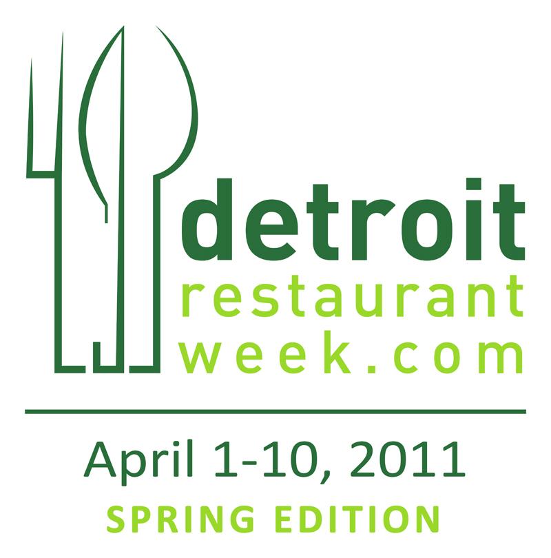Restaurant Week Detroit Spring