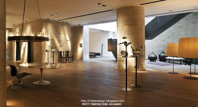 Mamilla hotel Jerusalem_Moshe Safdie_Piero Lissoni_4_Les plus beaux HOTELS DESIGN du monde