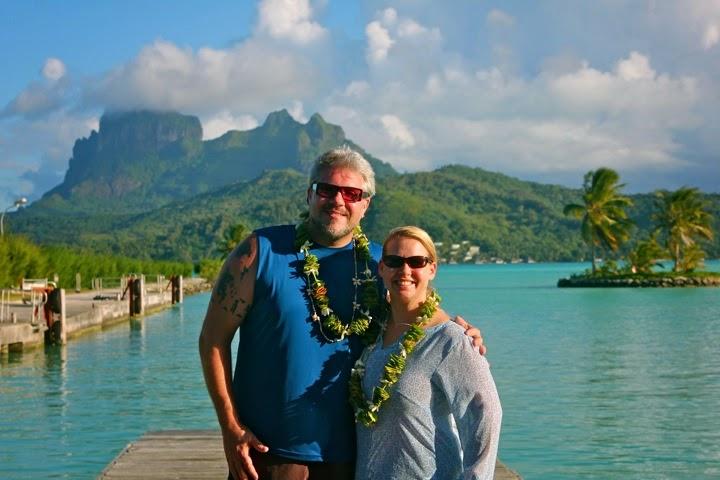 Bret Love and Mary Gabbett, Green Global Travel