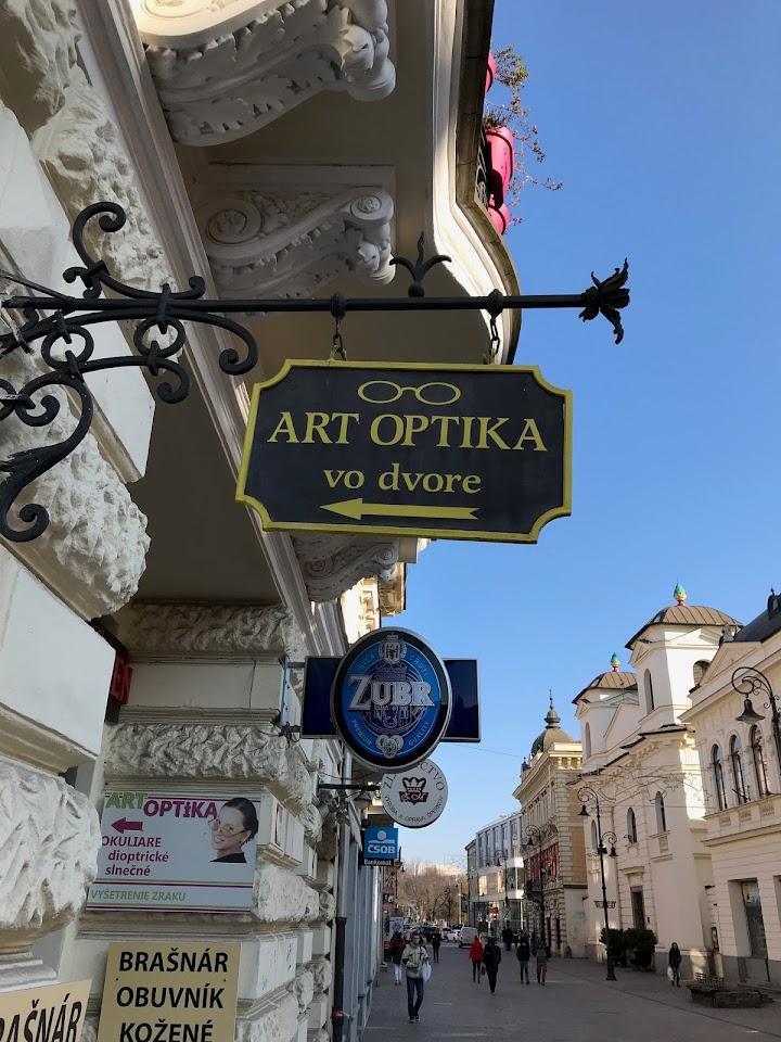 Art Optika Gabriela Artimová - Where To?