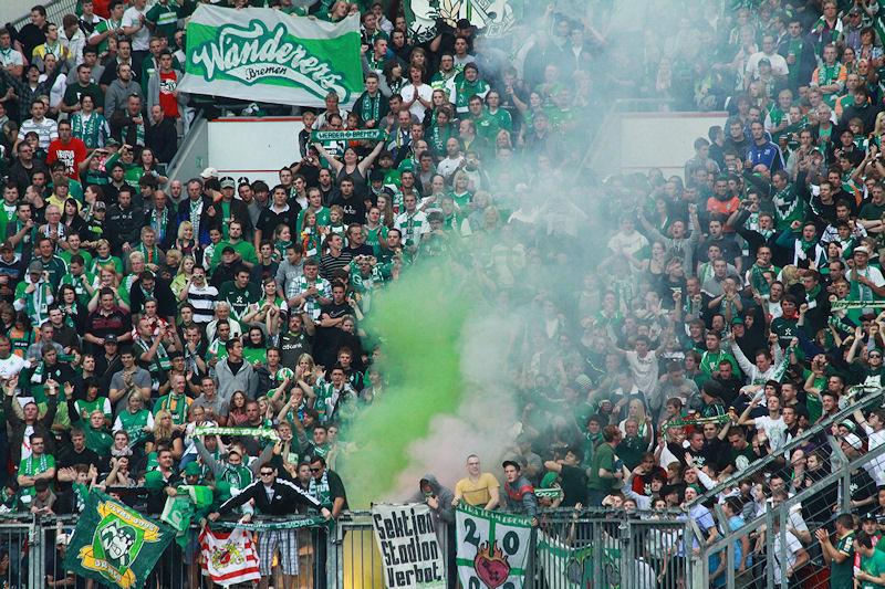 Werder Bremen 140811_313