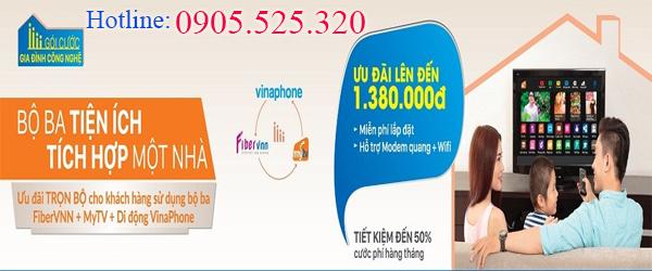Đăng Ký Lắp Đặt Internet VNPT Quận Bình Thạnh