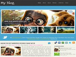 Alive Wordpress Theme