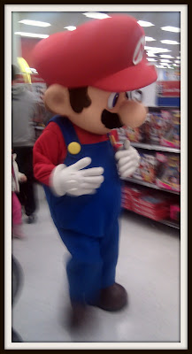 POD: Mario sighting