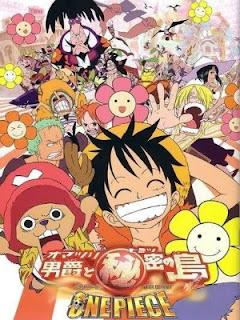 One Piece The Movie 6 - Baron Omatsuri Và Hòn Đảo Bí Mật - One Piece The Movie 6: Baron Omatsuri And The Secret Island - 2005