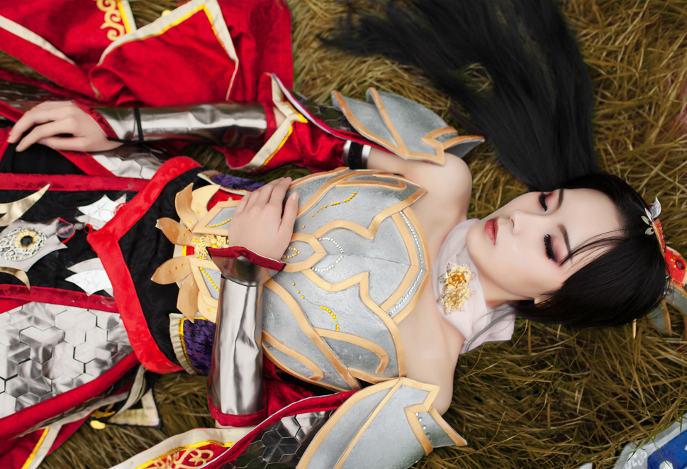 Vẻ đẹp của nữ hiệp Thiên Sách Phủ trong VLTK 3 - Ảnh 2