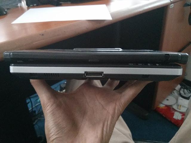 [UMPC] Fujitsu U1010 3G [tablet? ini micro laptop!!!] -=made in japan=-