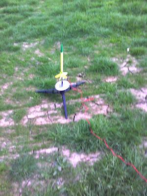 Seb's rocket