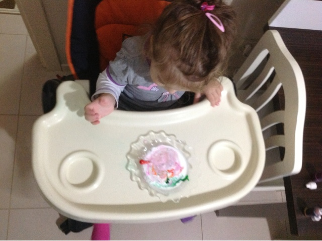 Irmaktan Hikayeler Yoğurt Boyama Yogurt Painting
