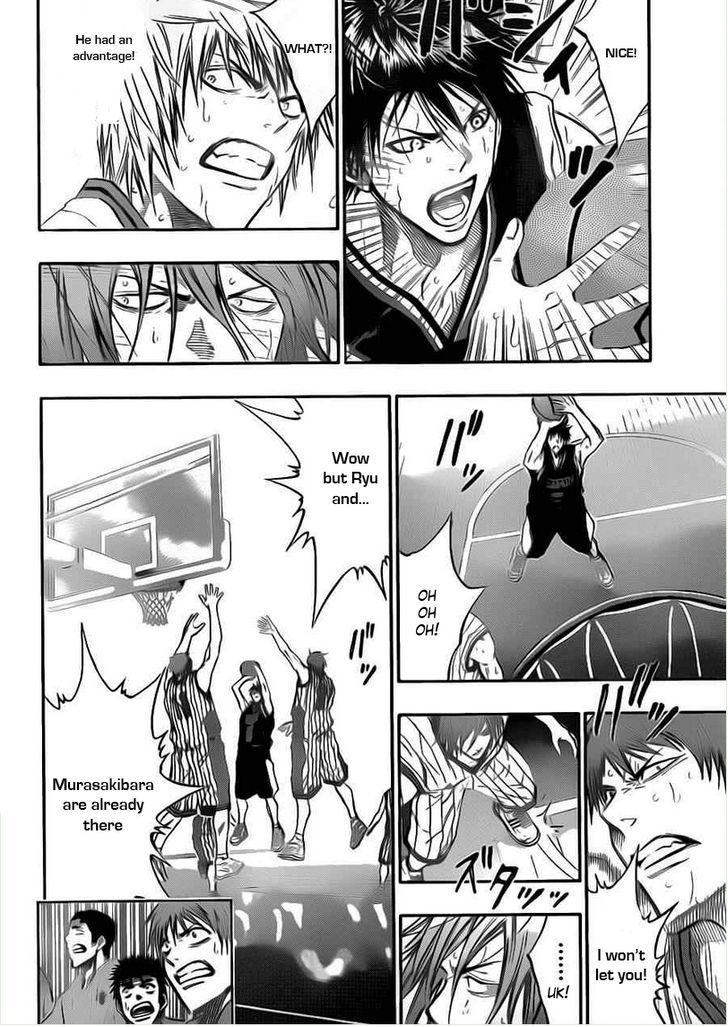 Kuroko no Basket Manga Chapter 152 - Image 16